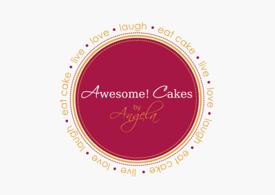 Awesome Cakes Logo