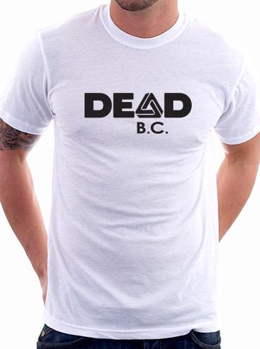 T-shirt Design | Dead BC