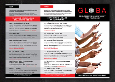 Globa Back | DL Brochure