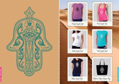 T-shirt Design   Hand of Fatima