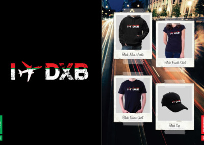 T-shirt Design | I fly DBX