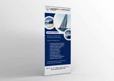 Landberg Associates | Banner Design