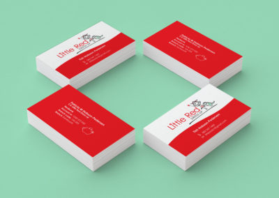 Little-Red-Dress-Up-Business-Cards