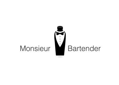 Monsieur Bartender Logo