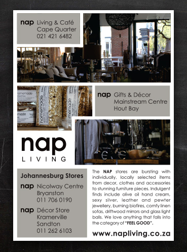 Nap | Advert Design