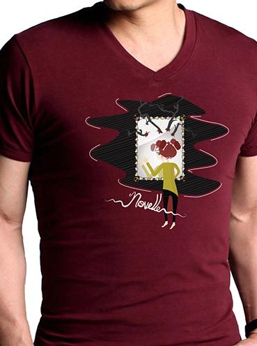 T-shirt Design | Novelle