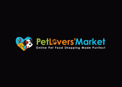 Pet Lovers Market Logo