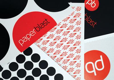 PaperBlast | Postcards