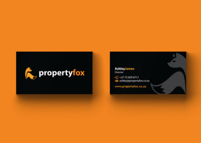 Property-Fox-Business-Cards