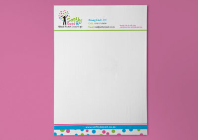 Softly-Does-It-Letterhead