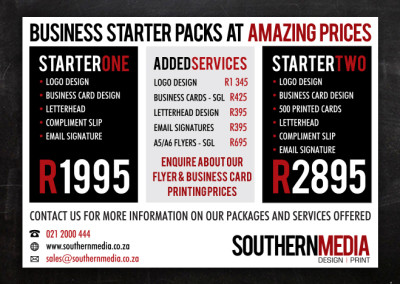 SouthernMedia | Advert Design