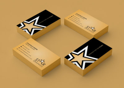 Star-Graphics-First-Business-Cards