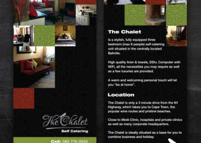 The Chalet | DL Brochure