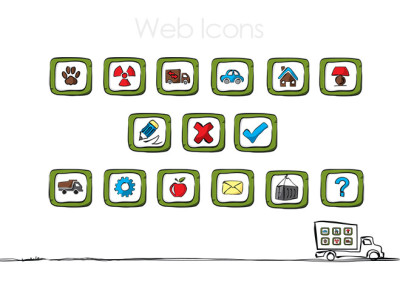 The Load Hunter | Web Icons