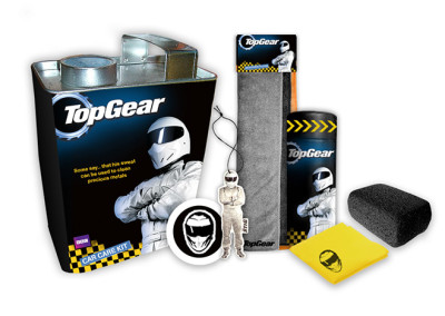 Top Gear | Car Kit Concept