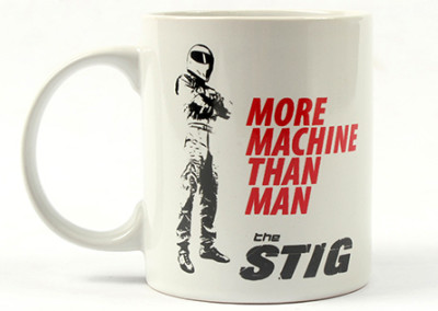 Top Gear | Mug Design