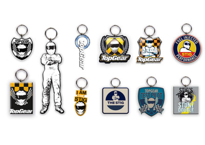 Top Gear | Keyrings