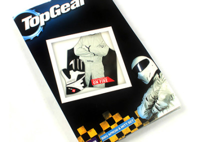 Top Gear | Apron & Mitt Packaging
