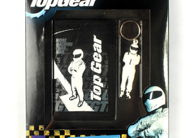 Top Gear | Wallet & Keyring Set
