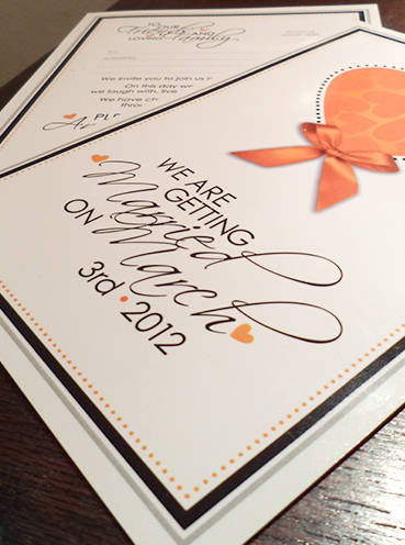 Wedding | Invitations