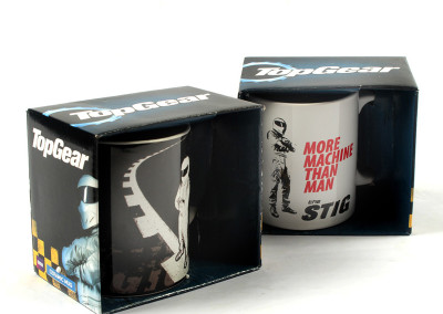 Top Gear | Mug & Packaging