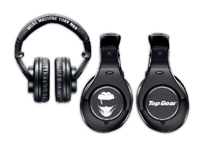 Top Gear | Headphones Concept