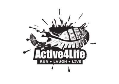 Active4Life Logo Design