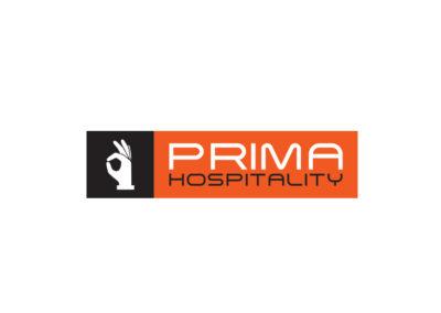 Prima Hospitality Logo Design