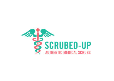 Scrubbed-Up Logo Design