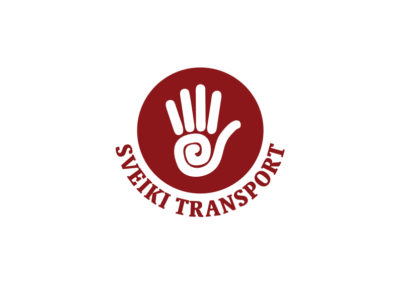 Sveiki Transport Logo Design