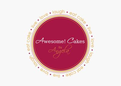 Awesome Cakes Logo