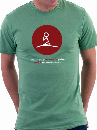T-shirt Design   Bended Knees