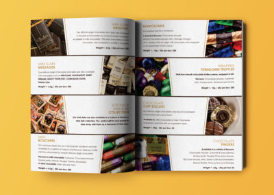 Chocolates By Tomes | Product Catalogue
