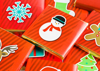 Christmas Stack Wrappers