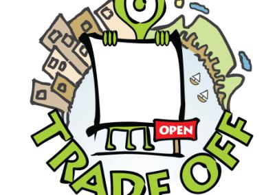 Cidade Trade Off | Illustration