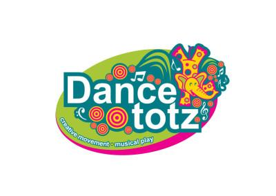 Dance Totz Logo