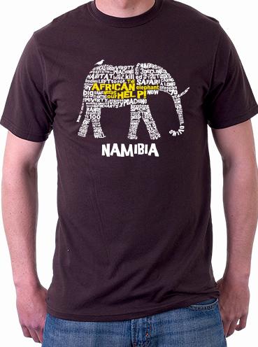 T-shirt Design   Elephant Conservation