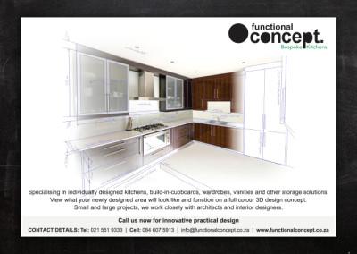 Funcional Concepts | Advert Design