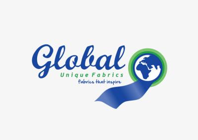 Global Unique Fabrics Logo