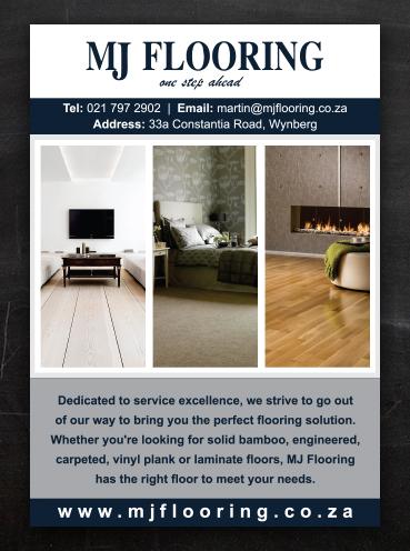 MJ Flooring | Advert Design