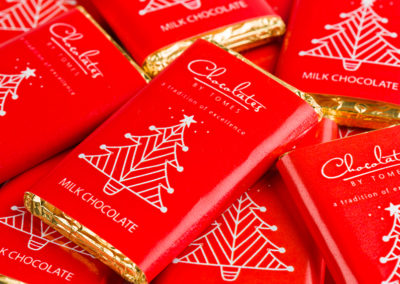 Mini Christmas Wrappers