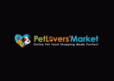 Pet Lovers Market Logo