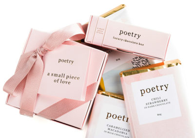 Poetry Wrappers & Boxes