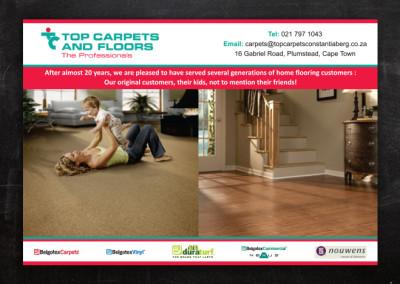 Top Carpets | Adverts Design