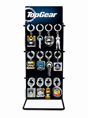 Top Gear | Keyring Stand