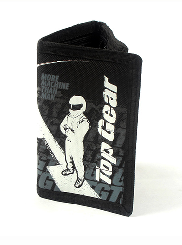 Top Gear | Wallet Design