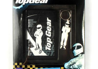 Top Gear | Wallet & Keyring Set