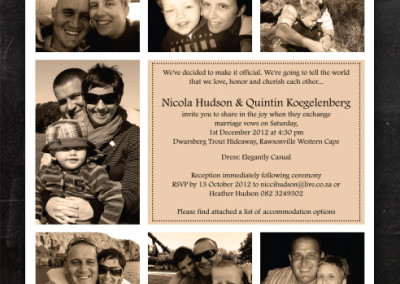 Wedding | Invitation