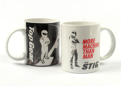 Top Gear | Mug Design