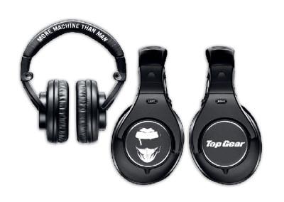 Top Gear | Headphones Concept